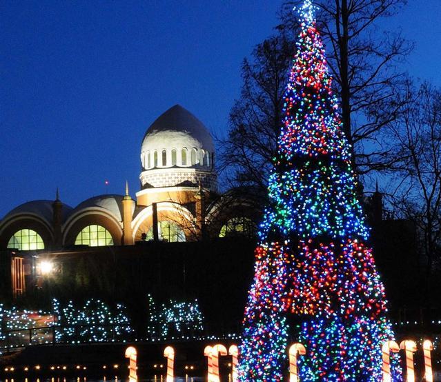 PNC Festival of Lights (Nov. 18 - Jan. 1)