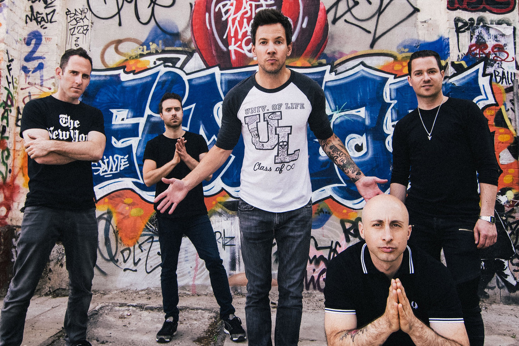 Simple Plan – No Pads, No Helmets… Just Balls 15th Anniversary Tour