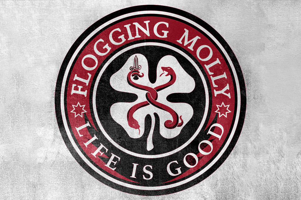 Flogging Molly – Life is Good Tour